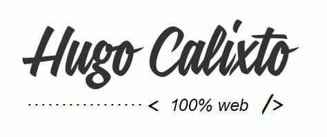 Hugo Calixto, desenvolvedor web full stack e profissional da área de TI